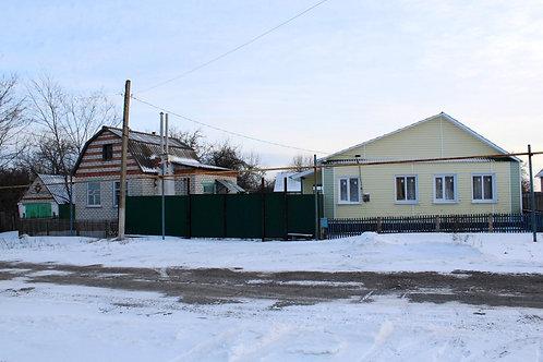 Дом в с. Ольховатка Новооскольского района Белгородской области