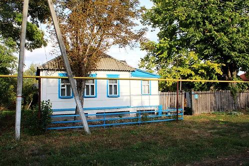 Дом в с. Слоновка Новооскольского района Белгородской области