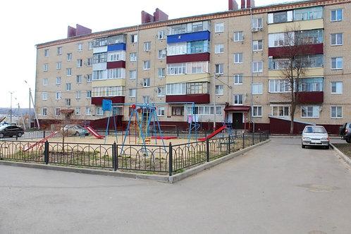 Двухкомнатная квартира в г. Новый Оскол Белгородской области пер. Павлова,7