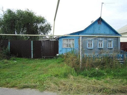 Дом в с. Косицыно Новооскольского района Белгородской области