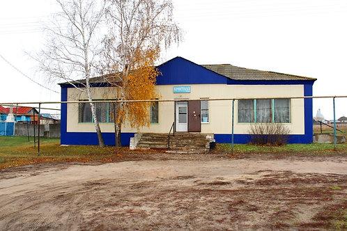 Магазин в с. Песчанка Новооскольского района Белгородской области