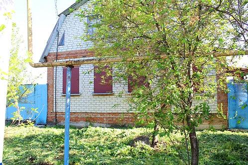 Дом в х. Белый Колодезь Новооскольского района Белгородской области