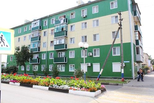 Двухкомнатная квартира в г. Новый Оскол Белгородской области ул. Ленина,49