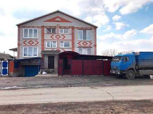 Дом в г. Новый Оскол Белгородской области ул. Чехова