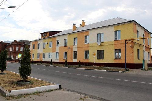 Трехкомнатная квартира в центре г. Новый Оскол Белгородской обл. ул. Гагарина,22