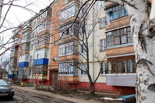 Двухкомнатная квартира в г. Новый Оскол. ул. Авиационная,3