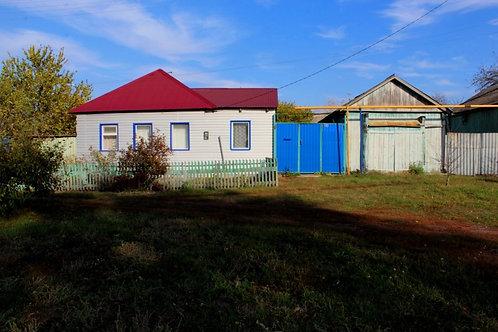 Дом в г. Новый Оскол Белгородской области ул. Тургенева