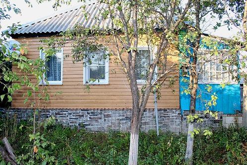 Дом в х. Мосьпанов Новооскольского района Белгородской области