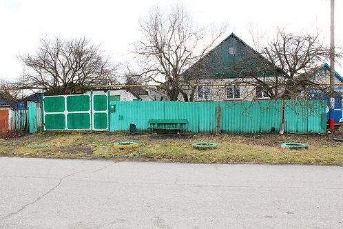 Дом в с. Николаевка Новооскольского района Белгородской области