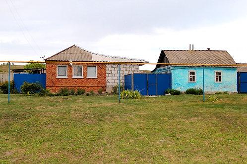 Дом в с. Яковлевка Новооскольского района Белгородской области