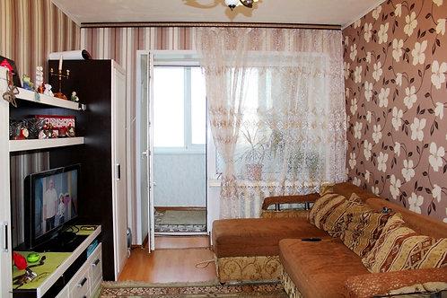 Двухкомнатная квартира в г. Новый Оскол пер. Кооперативный, дом 34