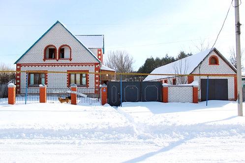 Дом в г. Новый Оскол Белгородской области ул.Тельмана