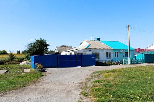 Дом в х. Красная Каменка Новооскольского района Белгородской области