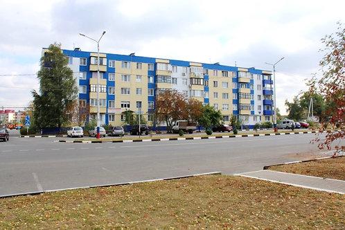 Двухкомнатная квартира в г. Новый Оскол Белгородской области ул. Ливенская, 104