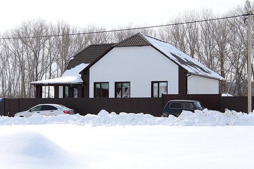 Дом в г. Новый Оскол Белгородской области ул. Песчаная