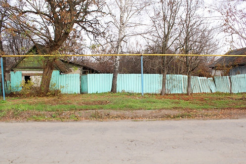 Земельный участок в с. Ниновка Новооскольского района Белгородской области