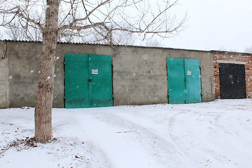 Гараж в г. Новый Оскол Белгородской области ул. Ливенская, 136