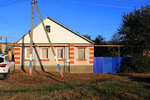 Дом в г. Новый Оскол Белгородской области ул. Колхозная