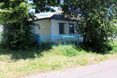 Дом в с. Гринево Новооскольского района Белгородской области