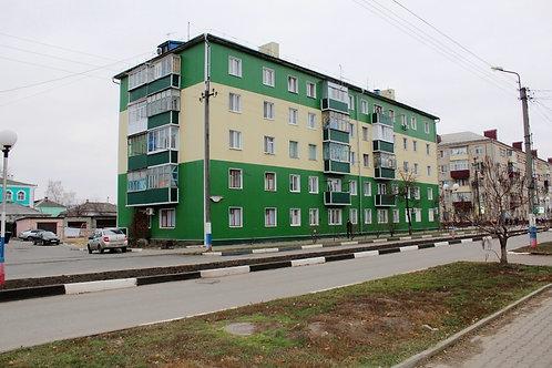 Трехкомнатная квартира в г. Новый Оскол Белгородской области ул. Ленина, 49