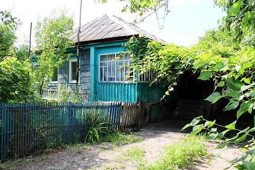 Дом в с. Васильдол Новооскольского района Белгородской области