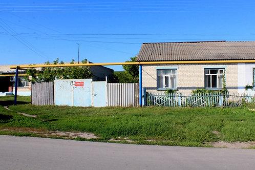 Дом в с. Тростенец Новооскольского района Белгородской области