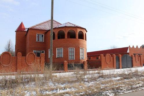 Дом в г. Новый Оскол Белгородской области ул. Жуковского