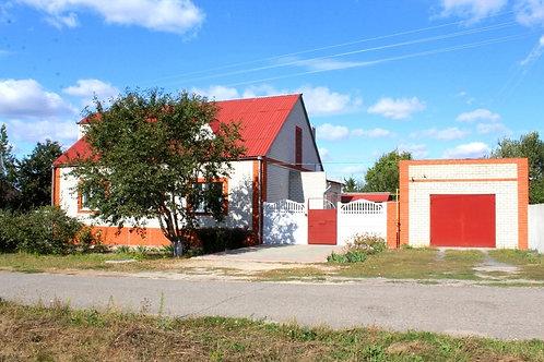 Дом в г. Новый Оскол Белгородской области ул. Юбилейная