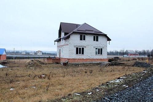 Дом в с. Ниновка Новооскольского района Белгородской области ул. Солнечная