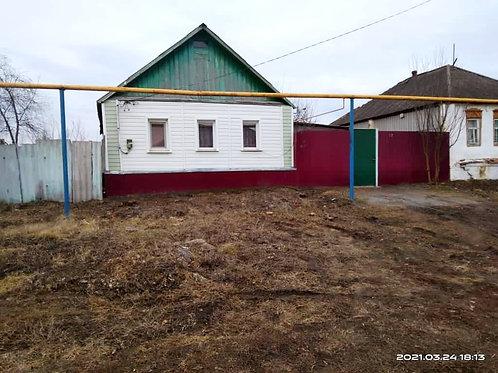 Дом в с. Великомихайловка Новооскольского района Белгородской области