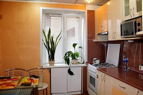 Трехкомнатная квартира в г. Новый Оскол Белгородской области ул. Ленина, 51