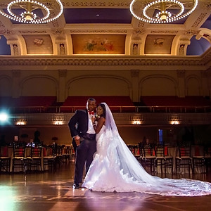 Ashley and Akeem, Worcester,  MA