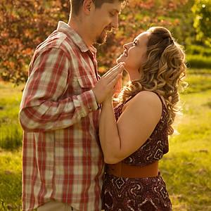 Stacy and Joseph, Brookfield MA