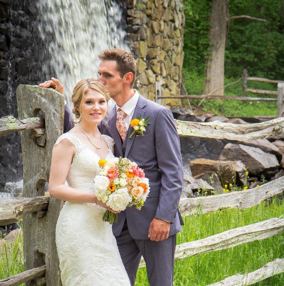 Book wedding date (refundable)