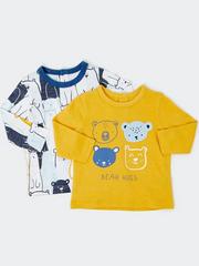 Nursery Boys 2 Pack Tops
