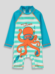 Toddler Boys Surf Suit
