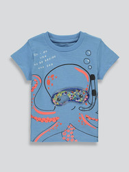 Toddler Boys Interactive T-shirt