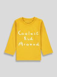 Toddler Boys Placement Print Top