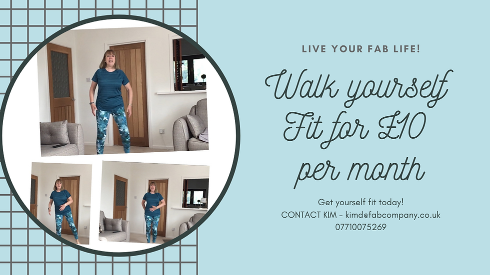 FAB Fit Walking Programme