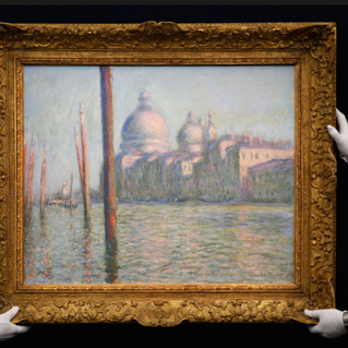 Monet's the Word – Five to be Sold at Sotheby's Sale Tonight