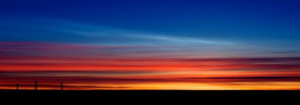 ...we watch a sunrise...
