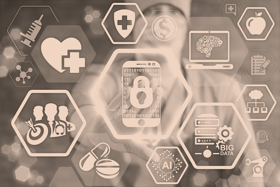 Doctor%20touched%20icon%20digital%20smartphone%20lock%20on%20virtual%20screen.%20Security%20Innovati