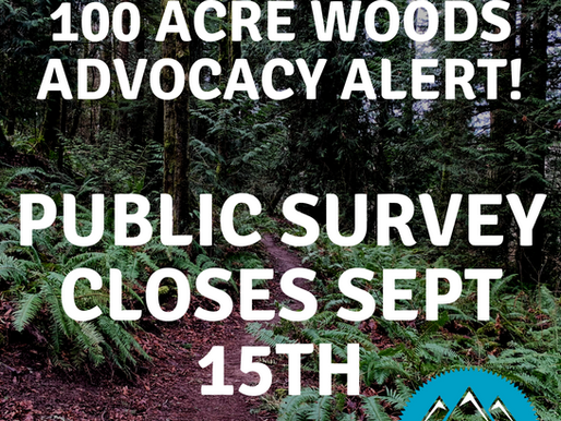 100 Acre Woods Advocacy Alert!