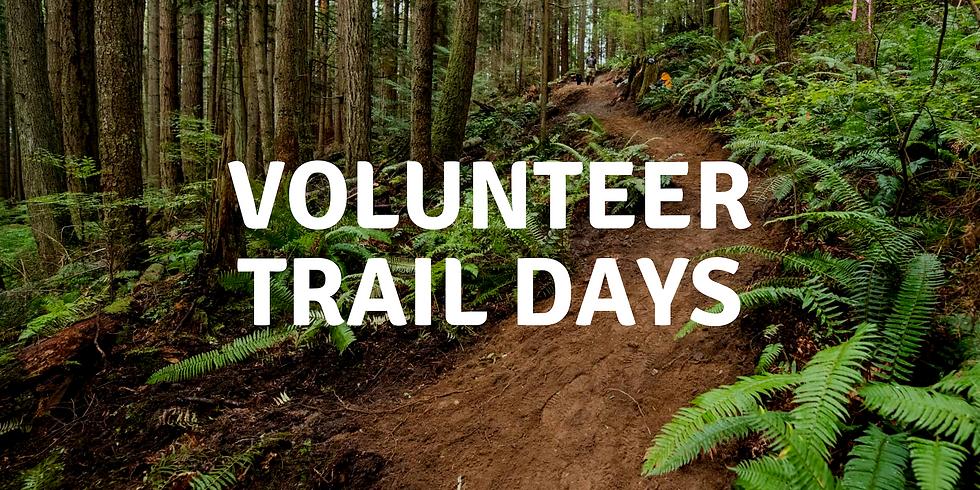October 30th Volunteer Trail Day