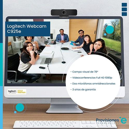 Logitech C925E webcam HD1080p