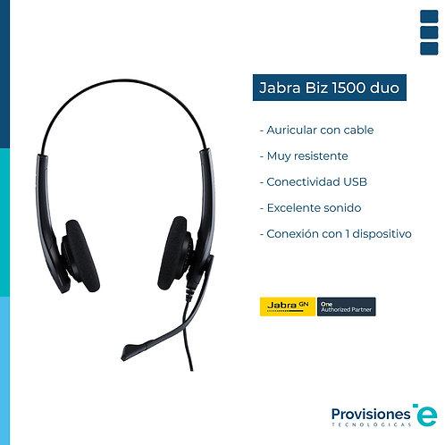 Jabra Biz 1500 USB Duo