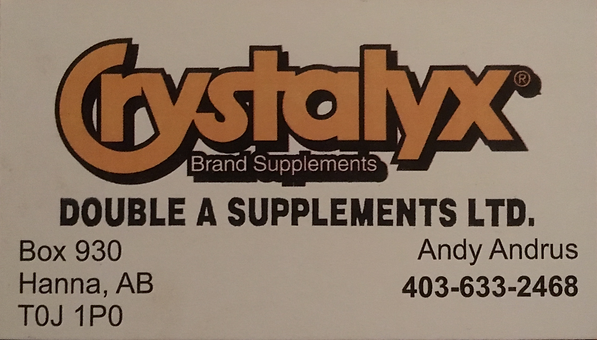 Crystalyx  Andy Andrus