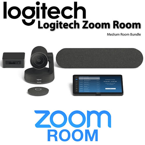 Logitech Medium Room ZOOM
