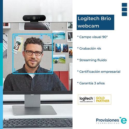 Logitech Webcam Brio 4K HD