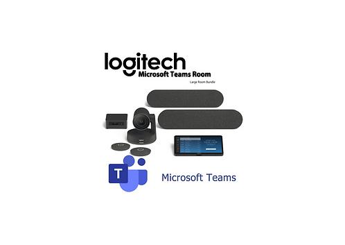 Logitech Large Room Microsoft Teams